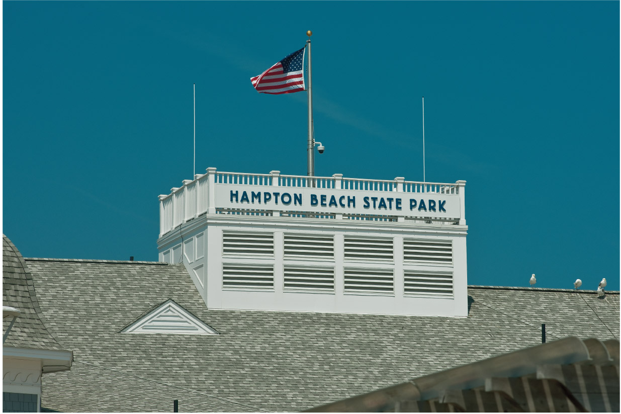 Environmental Graphics Program for Hampton Beach State Park