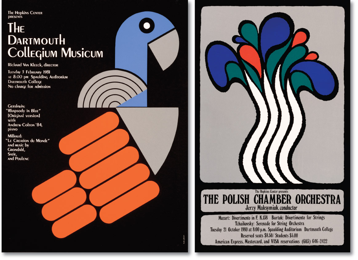 Collegium and Polish Chamber Posters