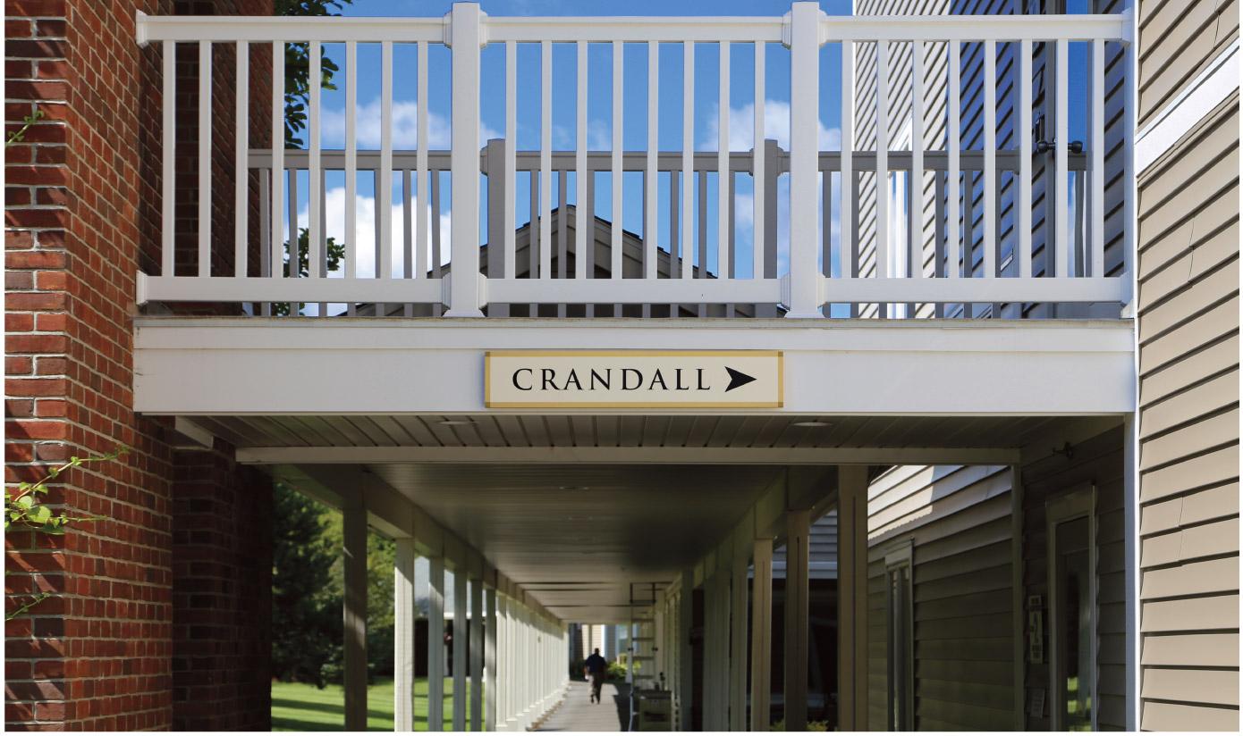 Kendal at Hanover Crandall ID Sign