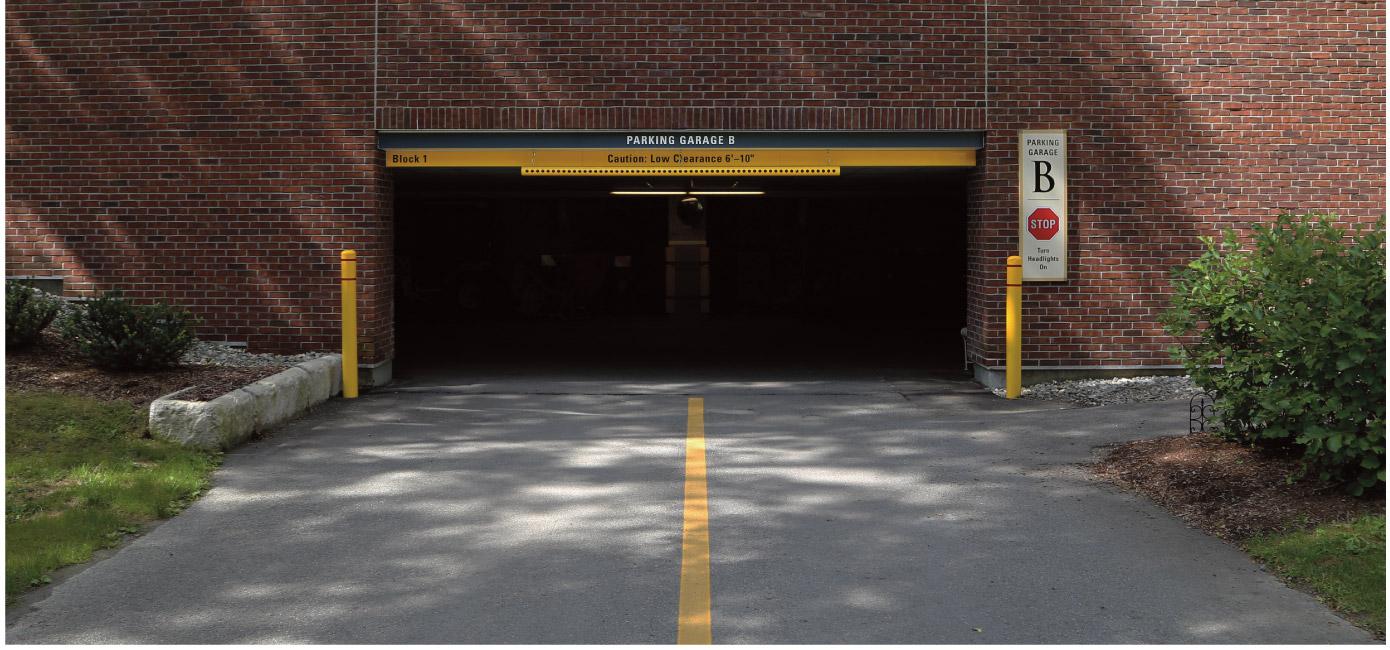 Kendal at Hanover Garage B Signs