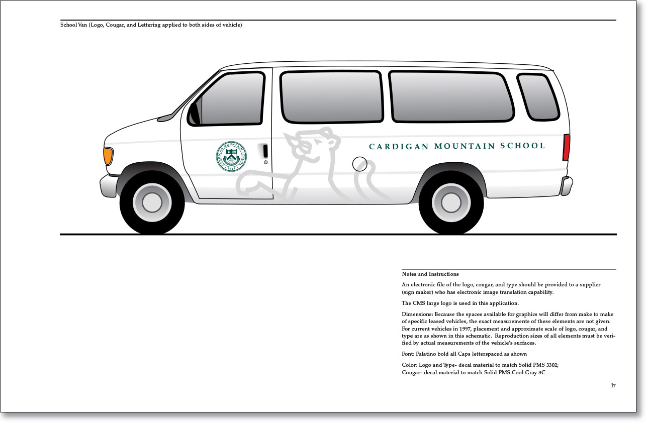 Cardigan Mountain School Comprehensive Identity Program
