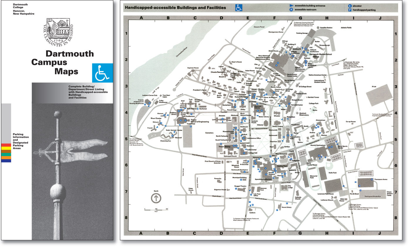 Charles Gibson Design :: Accessible Maps on dartmouth-hitchcock map, dartmouth lacrosse, dartmouth university library, dartmouth attractions, dartmouth nh, dartmouth athletics, dartmouth college, unh parking lot map, dartmouth basic, dartmouth winter carnival, dartmouth commencement, durham university college locations map, dartmouth medical school,