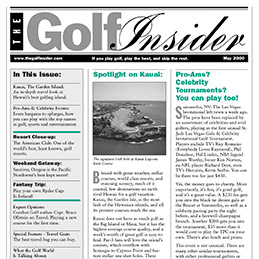 The Golf Insider