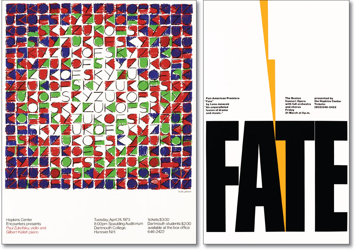 Zukovsky and Fate Posters