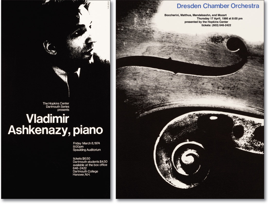 Ashkenazy and Dresden Posters