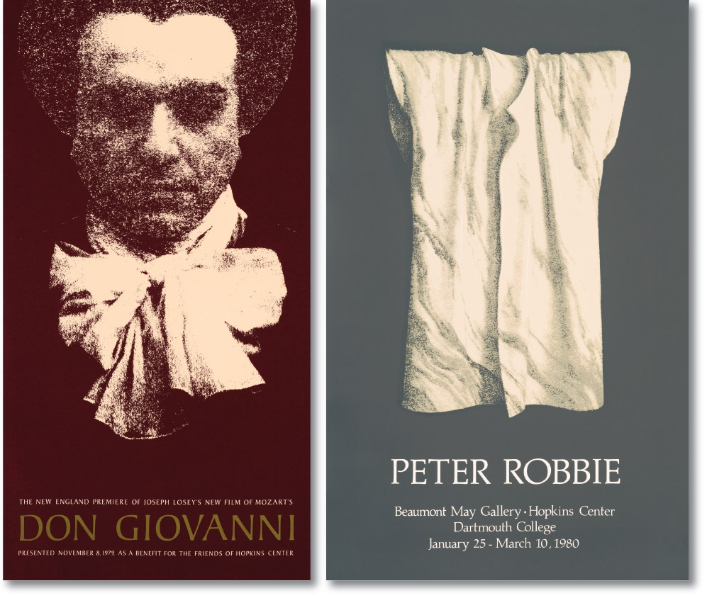 Don Giovanni and Peter Robbie Posters