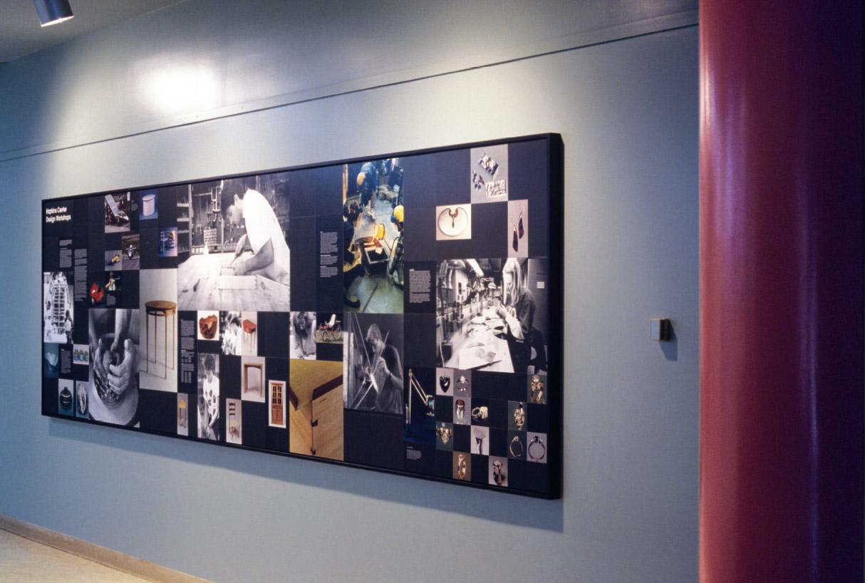 Hopkins Center Design Workshops Changeable Project Exhibit