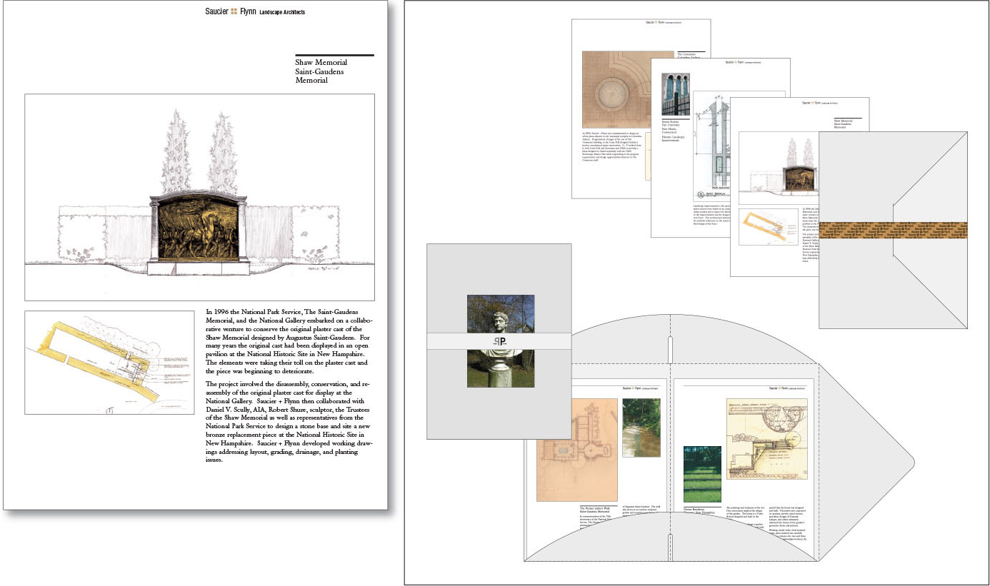 Project Sheets, Custom Portfolio Folder and Campus Tree Inventory