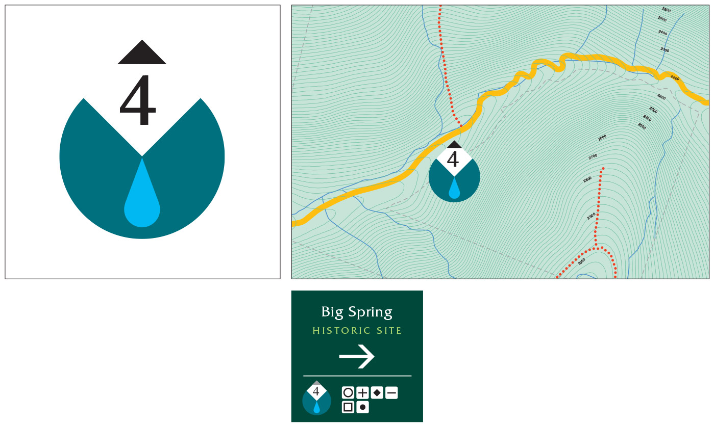 Smuggler's Notch Sign Program and Visitor Map