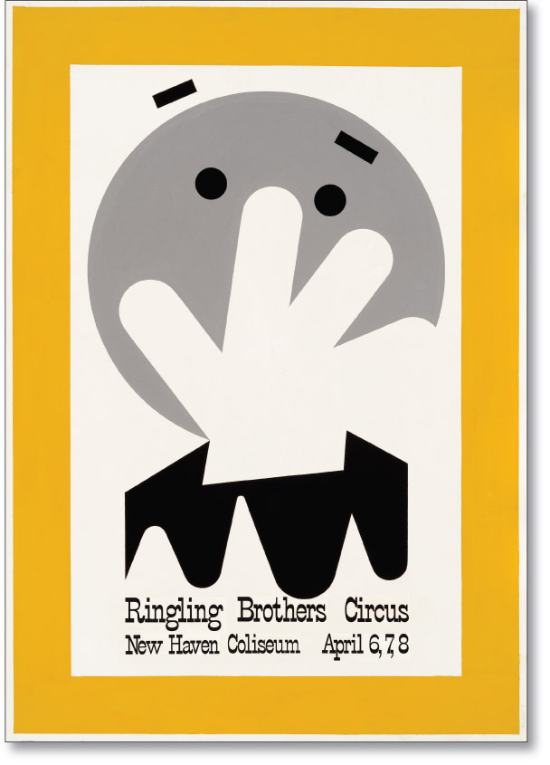 Ringling Brothers Poster