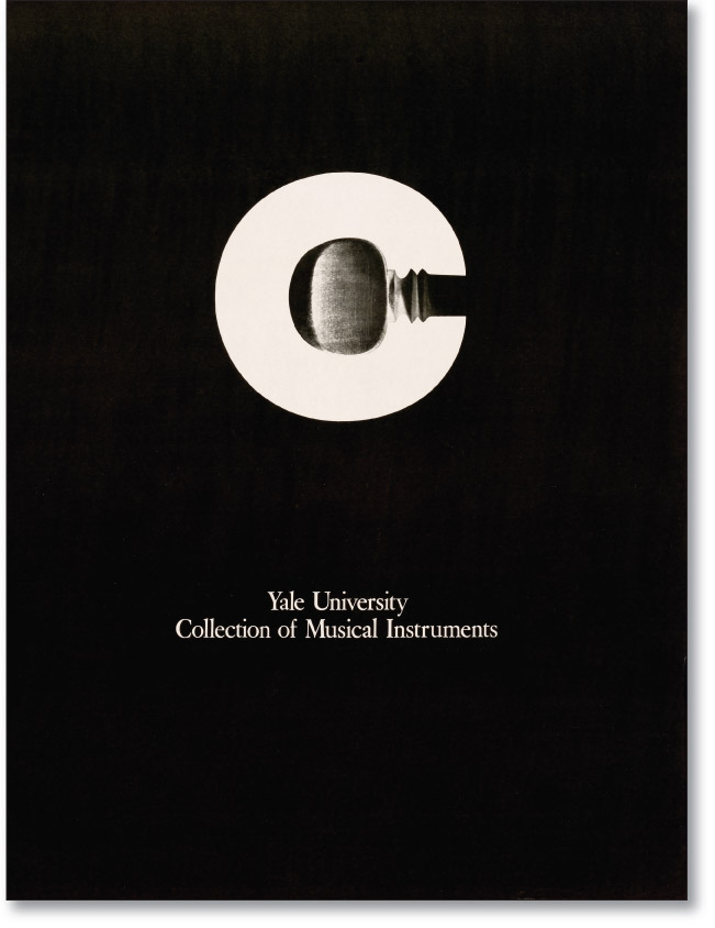 Yale Collection of Instruments Poster